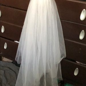 Accessories - 👰🏼 double layer veil